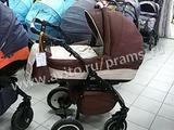 Детская коляска б. у. в хорошем состоянии