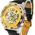 Часы для настоящих мужчин Skeleton Winner